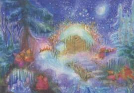 Dwergen Kerstmis, Angela Koconda