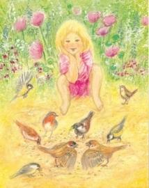 Wat een mooie vogeltjes, Marjan van Zeyl