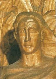 Hoofd van Christus, Rudolf Steiner