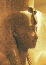 Grote moeder, godin van Thebe, Egyptisch