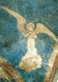 Engel, opstandingskapel Payerne