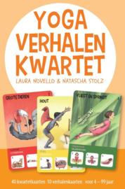 Yogaverhalen kwartet / Laura Novello