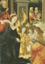Geboorte van Christus, Antwerper Meister