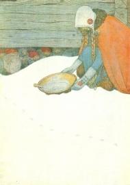 Dwergen, John Bauer