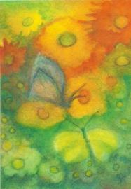 Twee vlinders, Jula Scholzen Gnad