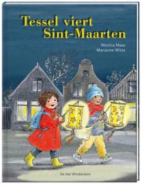 Tessel viert Sint Maarten / M. Monica