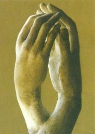 De kathedraal, Auguste Rodin