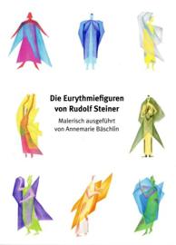 Die Eurythmiefiguren von Rudolf Steiner, 35 Karten