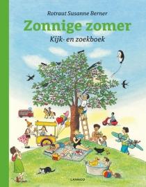 Zonnige zomer - Kijk- en zoekboek / R.S. Benner