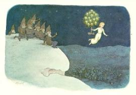 Kerstmis, Ernst kreidolf
