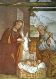 Aanbidding, San Maria delle Grazie