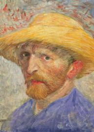 Zelfportret, 1887, Vincent van Gogh