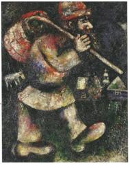 De wandelende Jood, Marc Chagall