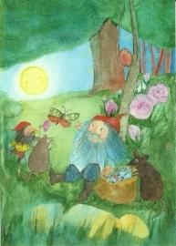 Muizen en dwergen, Eva-Maria Ott-Heidmann