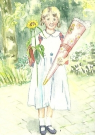 Eerste schooldag, Anne Wenzel