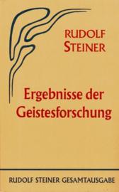Ergebnisse der Geistesforschung GA 62 / Rudolf Steiner