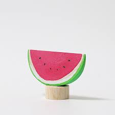 Watermeloen steker