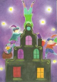 Pieten op het dak, Baukje Exler