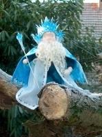 Koning Winter (hoogte 21cm)