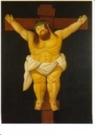 Christus, Fernando Botero