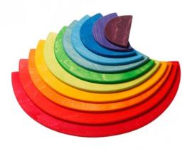 Regenboog schijven