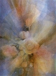 Rozen in mist, Janet Jordan
