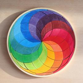 kleurenspiraal klein