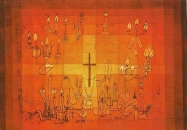 Häusliches Requiem, Paul Klee