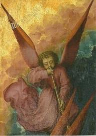 Engel detail, Rogier van de Weyden