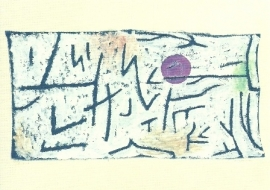 Winterzon, Paul Klee