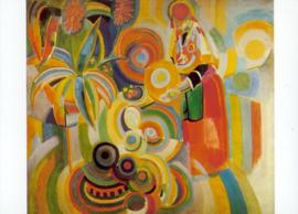 De geweldige Portugese, Robert Delaunay