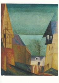 Vollersroda (voorjaar), Lyonel Feininger