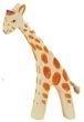 Giraffe Klein Kop Laag