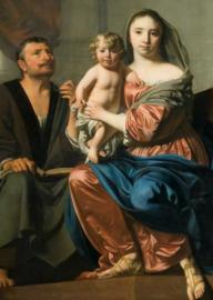 Heilige familie, Caesar van Everdingen