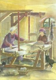Weefster, Johanna Schneider