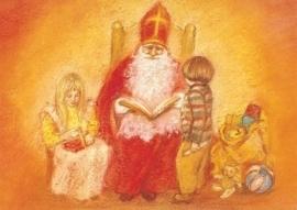 Sinterklaasfeest, Marjan van Zeyl