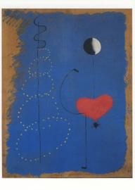 Danseres II, Joan Miro