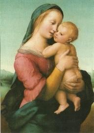 Madonna Tempi, Rafael