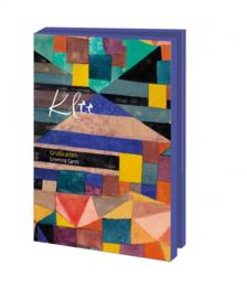 Kaartenmapje met enveloppen, Paul Klee