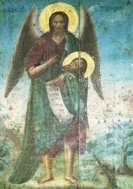 Johannes de Doper, Cyprus