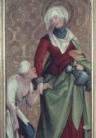 Heilige Elisabeth van Thüringen, Martin Schaffner