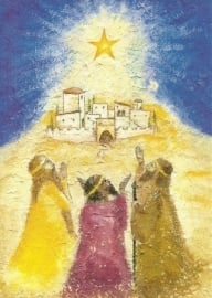 Heilige drie Koningen, Heike Stinner