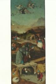 Verzoeking van de heilige Antonius, Jheronimus Bosch