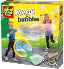 Mega Bubbels bellenblaas