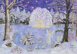 Kerstmis bij de elfen, Elisabeth Heuberger