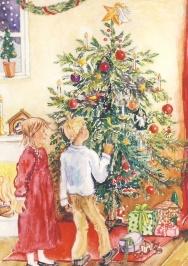 Kerstdroom, Anne Wenzel