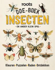 Doe-boek insecten / Roots