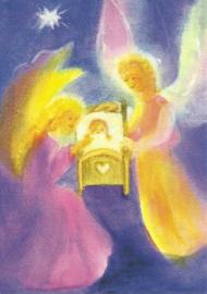Behoedende engelen, Dorothea Schmidt