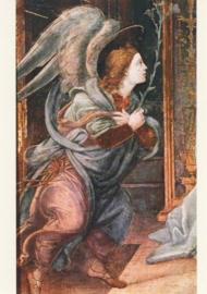 Verkondigingsengel (2), Fra Filippo Lippi