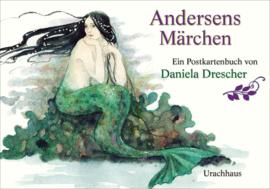 Kaartenmapje Andersens sprookjes
